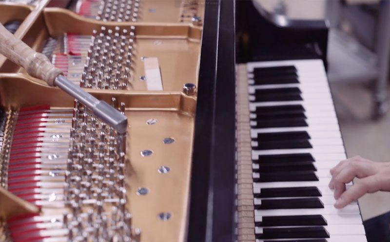 piano tuners and repair near northern Virginia